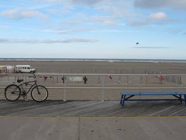bicycles wildwood boardwalk