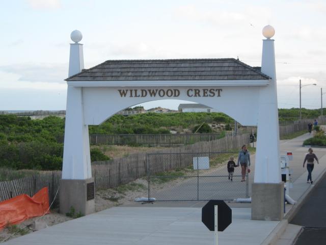 bicycle rental wildwood crest
