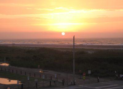 Wildwood Beach sunrise