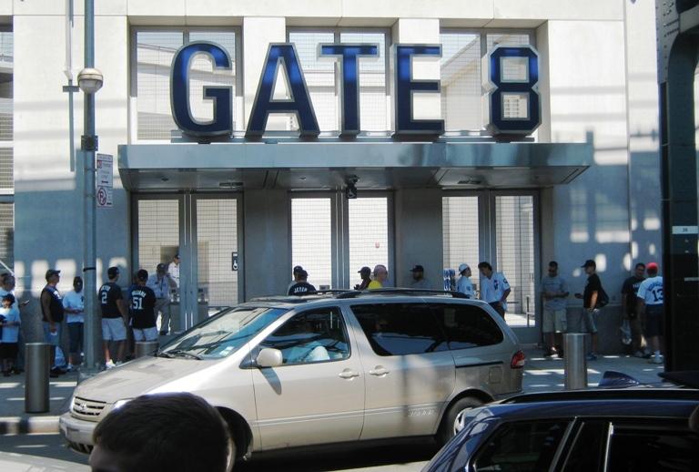 new yankee stadium gate 8