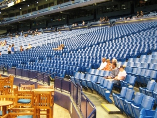 why don't the rays draw