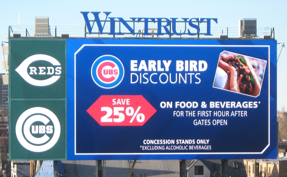 save money at wrigley field