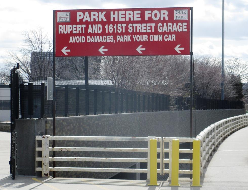 Ruppert Garage Yankee Stadium