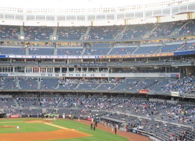 yankee stadium seating seats