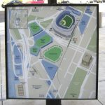 yankee stadium parking map