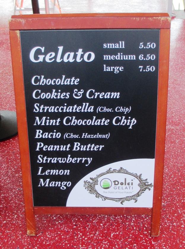 dolci gelati