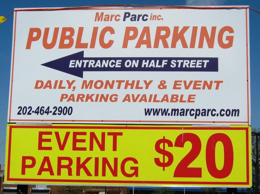 marc parc parking
