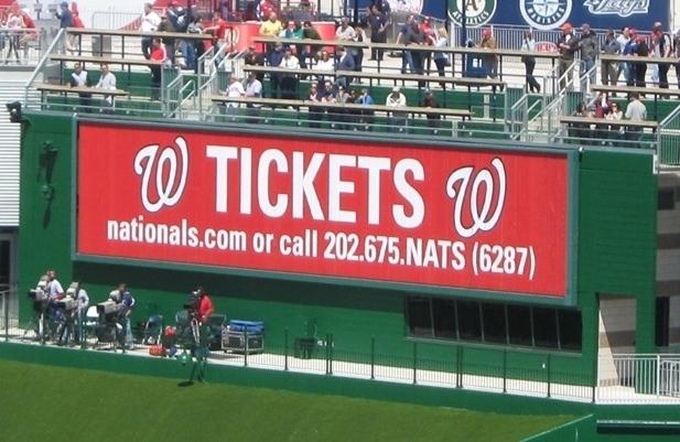 cheap nationals tickets