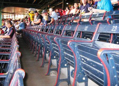 fenway park grandstand seats