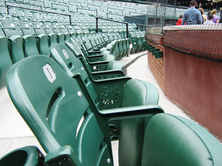 padded seats camden yards