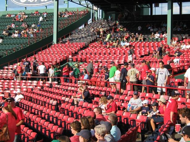 fenway park right field seats