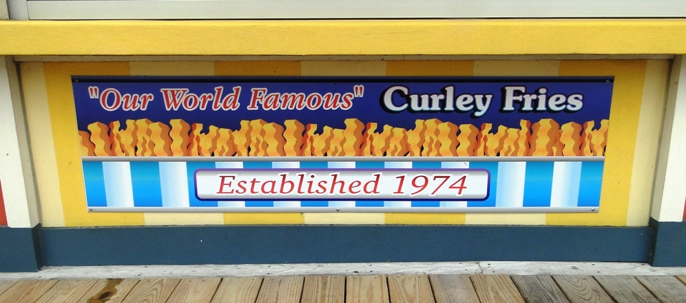 The Indomitable Boardwalk Fry – Curley's of Wildwood