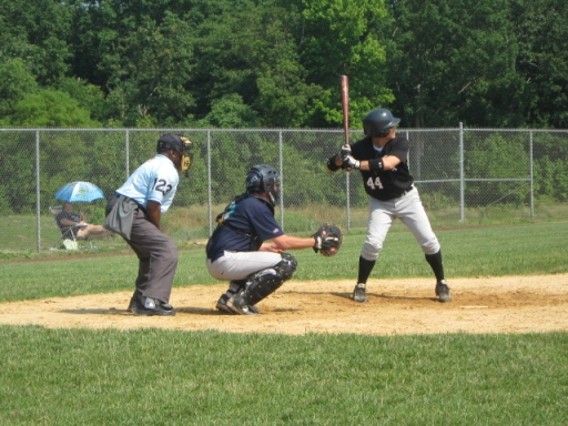 south jersey men's senior baseball league