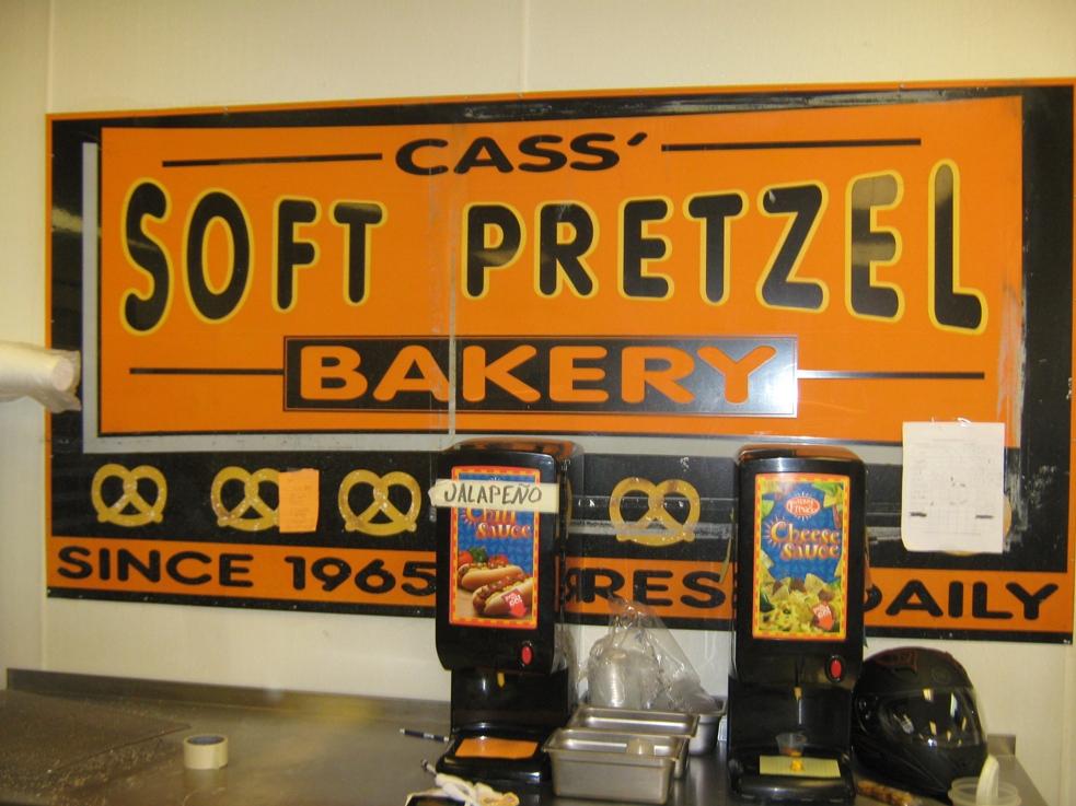 cass pretzel bakery