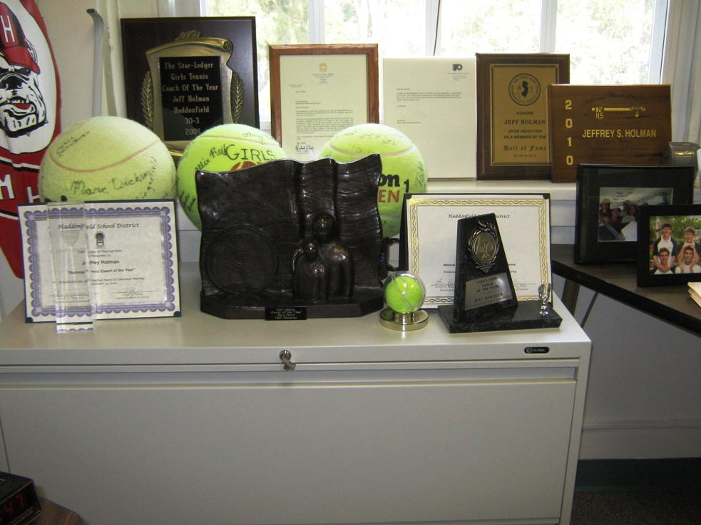 haddonfield high school tennis