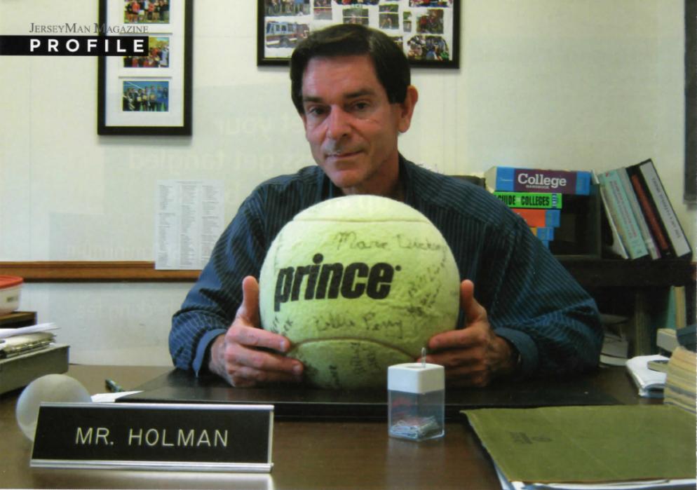 jeff holman haddonfield high tennis
