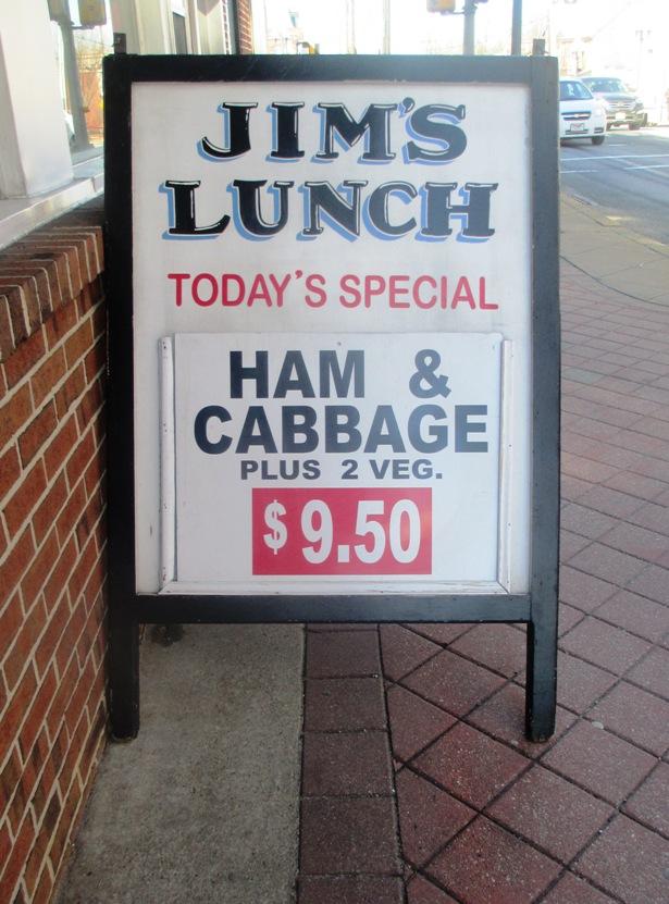 jims lunch millville