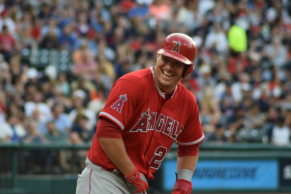 trade mike trout