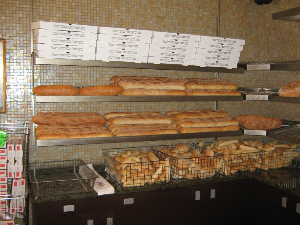 It's All About The Bread – Sarcone's Bakery, Philadelphia