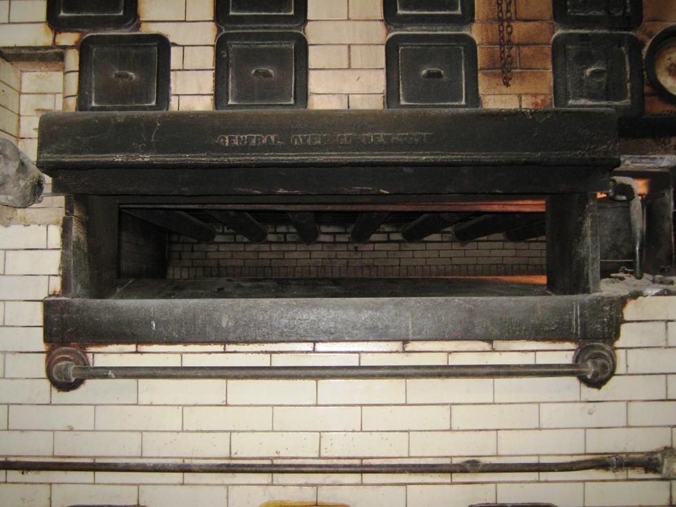 sarcones bakery brick oven
