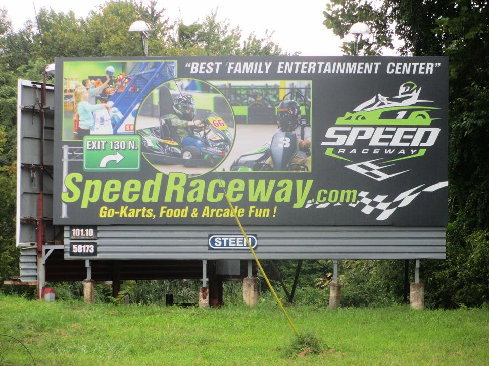 speed raceway cinnaminson nj go-karts