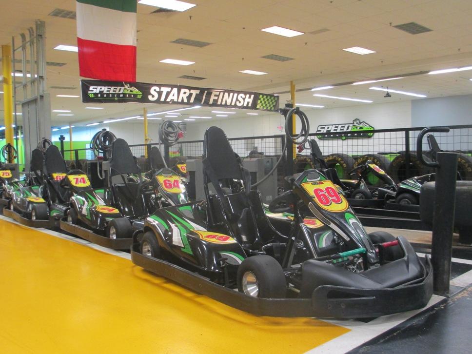 speed raceway cinnaminson go karts