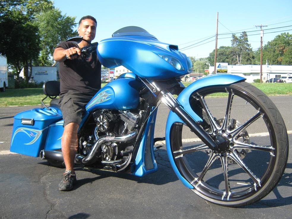 steve kehler tricked out custom cycles