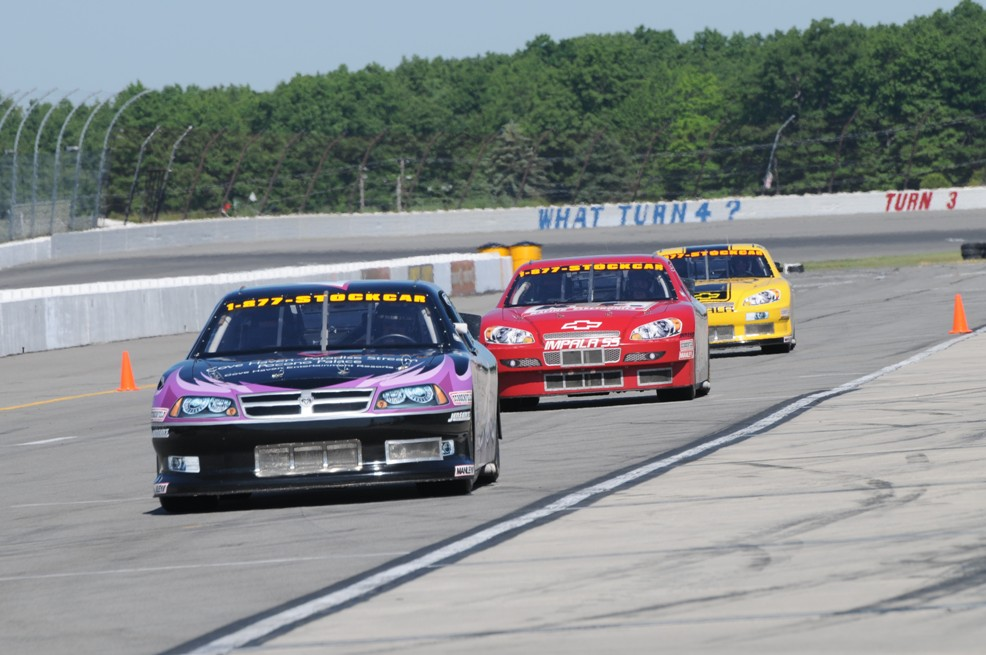 stock car experience pocono