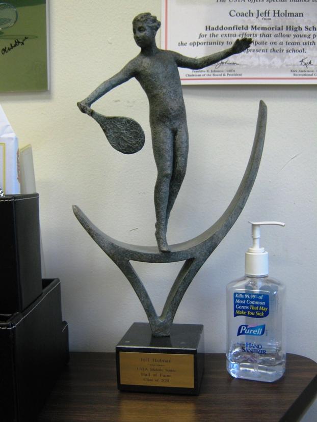 jeff holman coaching awards