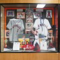 mike trout display millville high