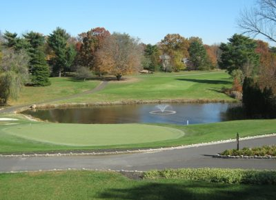 woodcrest country club golf course