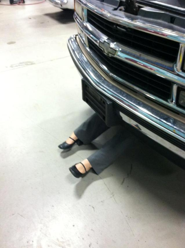 patrice banks heels