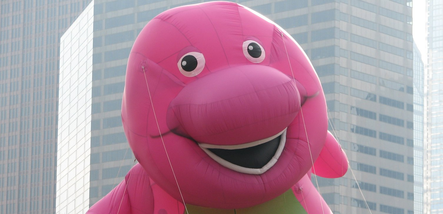 DVD Review: Barney 3-Pack