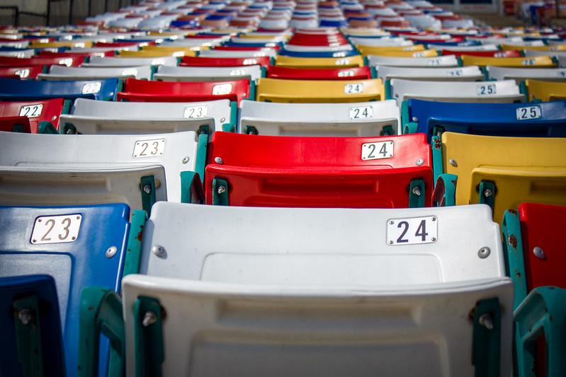 charlotte speedway seats
