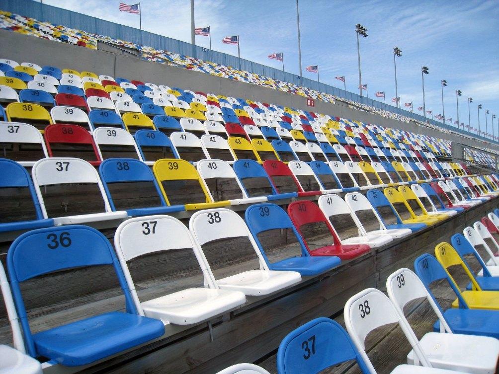 speedway seats