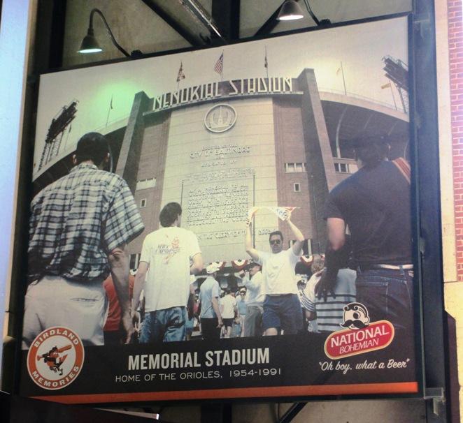 memorial stadium baltimore