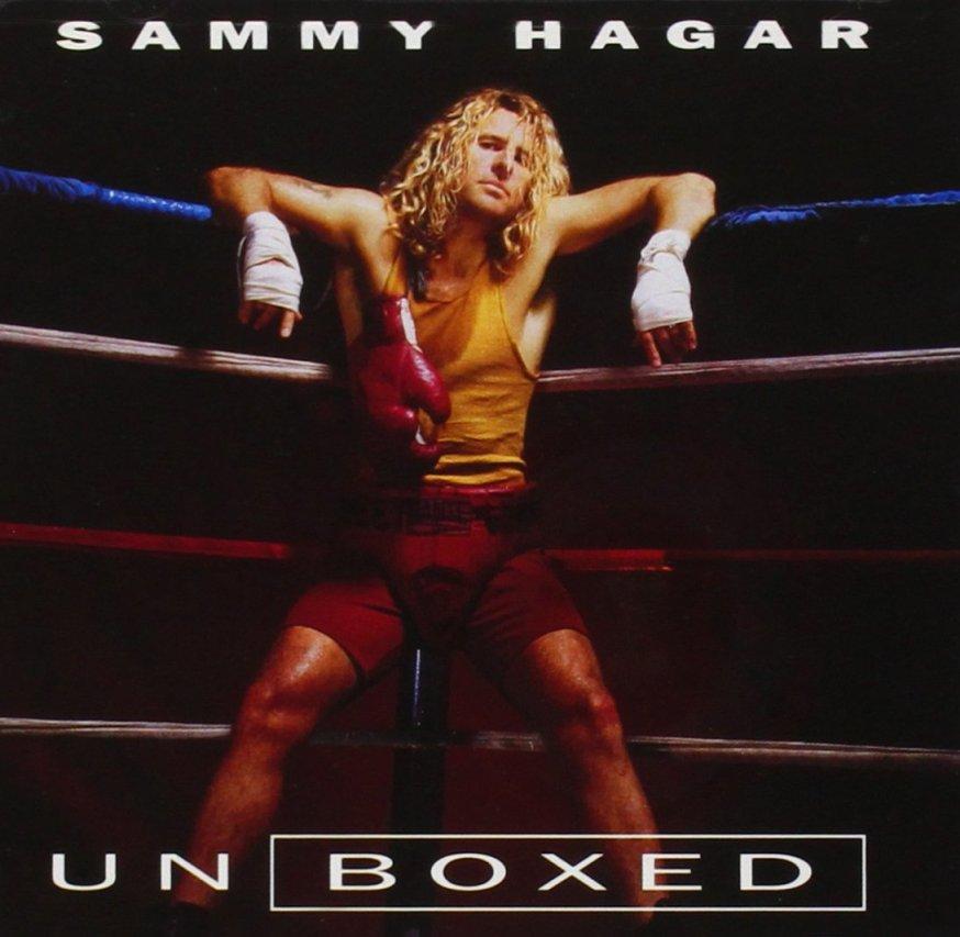 sammy hagar unboxed review