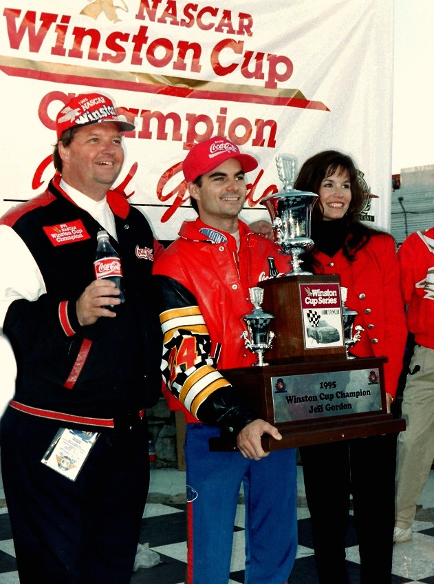jeff gordon 1995 champion