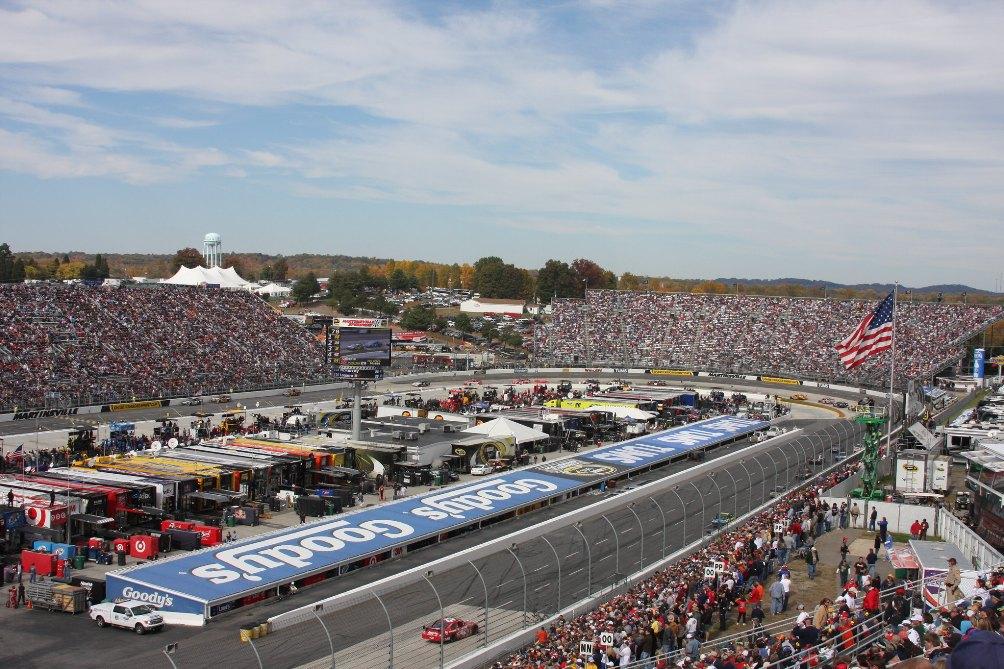 NASCAR Grandstands