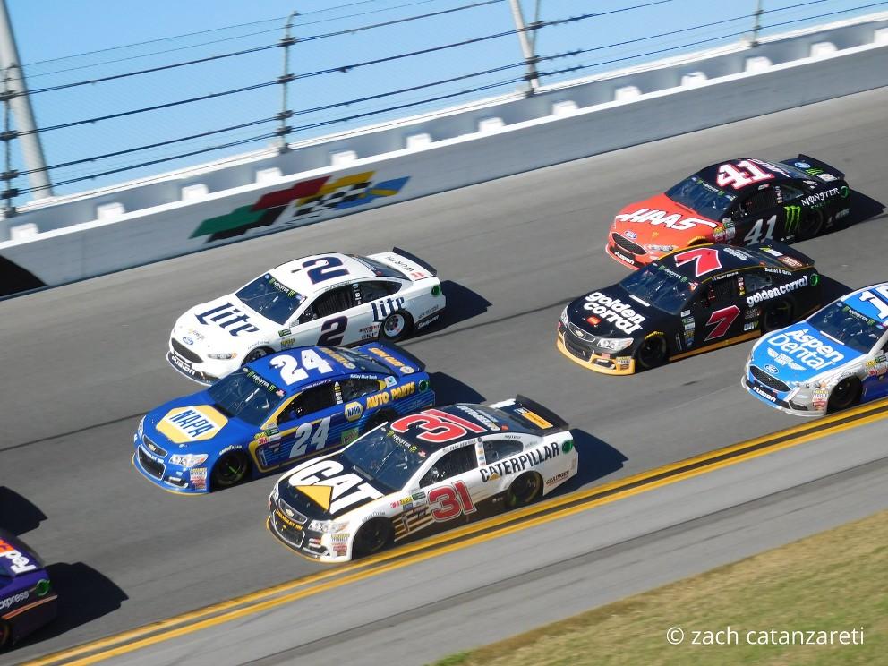 restrictor plate racing
