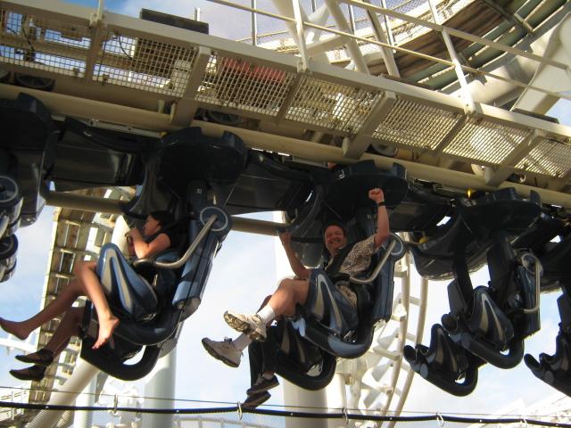 Wildwood roller coasters kurt smith